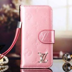 Louis Vuitton iPhone 6 and iPhone 6 Plus Pink Case LV Vernis Wallet Cover 2015 - Supplier Case - iPhoneProtectiveCases.com