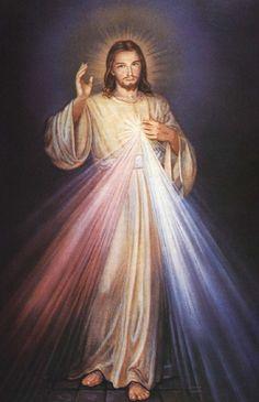 Yo te amo yo estoy contigo,palabras que me dijo el Señor de la misericordia a mi.Gracias Señor por amarme tanto.No me va alcanzar la vida para darte las gracias.