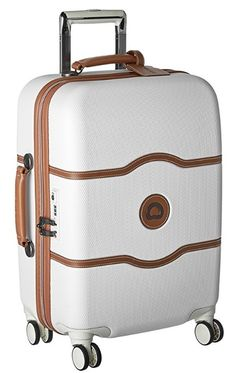 ENTER NOW and win this beautiful Delsey luggage