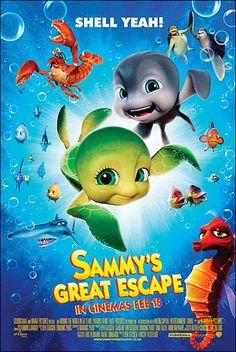 """Sammy's Great Escape"" – Children's Movie Review"