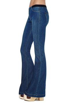 bell bottom jeans $80