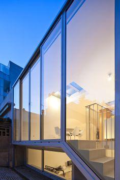 Maison à Vincennes. Location: Vincennes, France; firm: Atelier Zündel Cristea; year: 2010