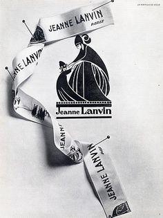 Jeanne Lanvin. Paris.