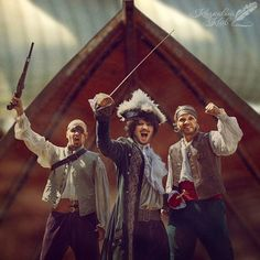 "Capitan Hook and pirats (Md - ""Авіатор"". Ph - Ірина Джуль, Style - Червона Ворона, Org - Ірина Чорна)"