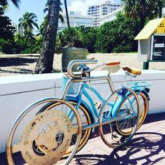 #fortlauderdale #freshwatervalley #4hourworkweek #zonnig #fietsen #strand #florida #vakantietips #carribean #miami