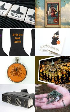 with which witch by Yaela on Etsy