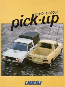 Fiat 147 Pick-up Fiat Pop, Fiat 500 Pop, 147 Fiat, Volkswagen, Old Scool, Advertising History, The Italian Job, Fiat Panda, Fiat Cars