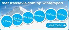 Natuurlijk vind je bij ons op de site alle informatie over vliegen naar de wintersport.