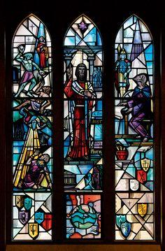 The St. Paul Window in Boe Chapel