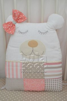 Бортики в кроватку, буквы подушки, LulaBooo Cute Pillows, Baby Pillows, Kids Pillows, Sewing Toys, Baby Sewing, Hobbies And Crafts, Diy And Crafts, Animal Cushions, Diy Bebe