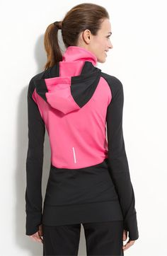 Super cute running jacket!
