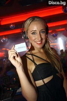 Disco.BG – :: Disco ORANGE Sunny Beach BULGARIA presents HED KANDI Party with DJane STEPHANIE JAY 27.06.2012 ::