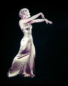 Marilyn Monroe publicity still for Gentlemen Prefer Blondes, 1953