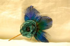 http://www.etsy.com/listing/75749739/peacock-flowerfeather-bobby-pin?ref=v1_other_1