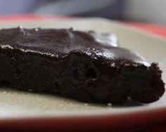 Fondant au chocolat noir simple Ingrédients