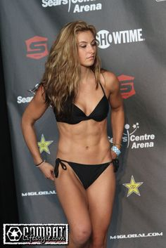Miesha Tate...my inspiration and motivation.