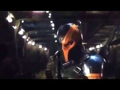 The Comic Book Geek: Deathstroke in the Justice League Movie