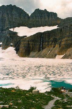 hot damn. glacier national park, montana
