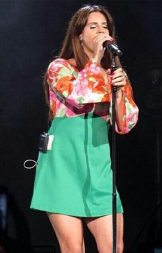 Lana Del Rey in Indiana #LDR #Endless_Summer_Tour