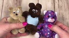 Build A Bear DIY | How to make American Girl Doll Build A Bear