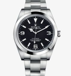 Rolex Explorer Watch - Rolex Timeless Luxury Watches. - Timeless.