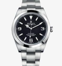 Rolex Explorer Watch - Rolex Timeless Luxury Watches. - Timeless.