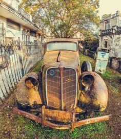 Campanópolis  #photooftheday #nature #car #abandoned #gopro #goprolife #goprooftheday #photooftheday #rusty #trash #campanopolis #medieval #igersargentina #igers #argentina #buenosaires #igersargentina #goproarg #hero #auto #fierro #oxidado