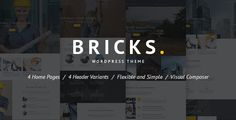 [GET] Construction & Building WordPress Theme - Bricks (Business) - NULLED - http://wpthemenulled.com/get-construction-building-wordpress-theme-bricks-business-nulled/