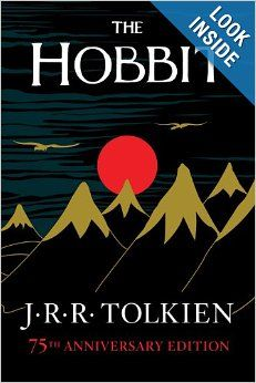 The Hobbit; or, There and Back Again: J. R. R. Tolkien: 9780547928227: Amazon.com: Books