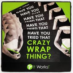 Have you tried? Tighten tone and firm in as little as 45 minutes ask me how Mi28Es.myitworks.com