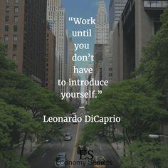Leonardo DiCaprio Quotes 4