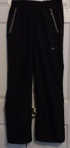 NIke Women's Storm Fit Golf Pants, Medium, Black, Waterproof, New With Tags