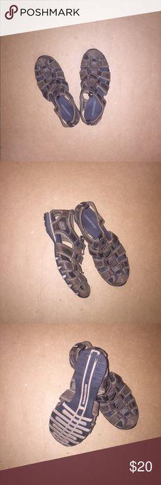 Skechers leather sandals Skechers leather sandals Skechers Shoes Sandals