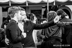 Pablo Rivero y Carles Francino | por Bea Milnueve