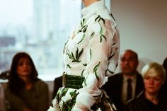 Oscar de la Renta - Resort 2013 (photo by Xavi Menós)