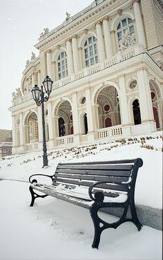 Odessa+Opera+House