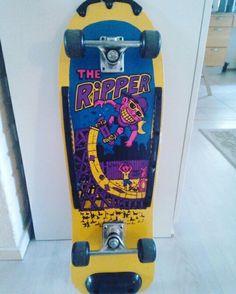 80s Vintage Ripper Board