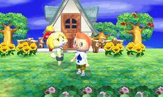 Animal Crossing 3DS. ♥