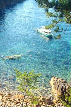comporta . portugal -Onde acaba a terra e começa o mar. Águas azul cristal, que…