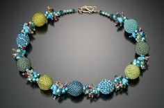 Aqua Necklace LYNNE SAUSELE