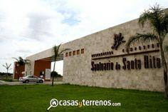 Compra tu casa nueva en RESIDENCIAL SANTUARIO SANTA RITA en Guanajuato, Guanajuato. contamos con áreas verdes, lago, acceso controlado las 24 Hrs y urbanización de primer nivel.