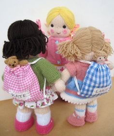 How to make a drawstring bag for a doll