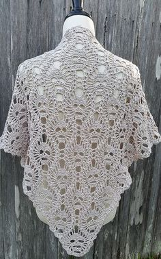 2b9061c1cdc Ravelry  Project Gallery for Lost Souls Skull Shawl pattern by Maryetta Roy  Crochet Poncho