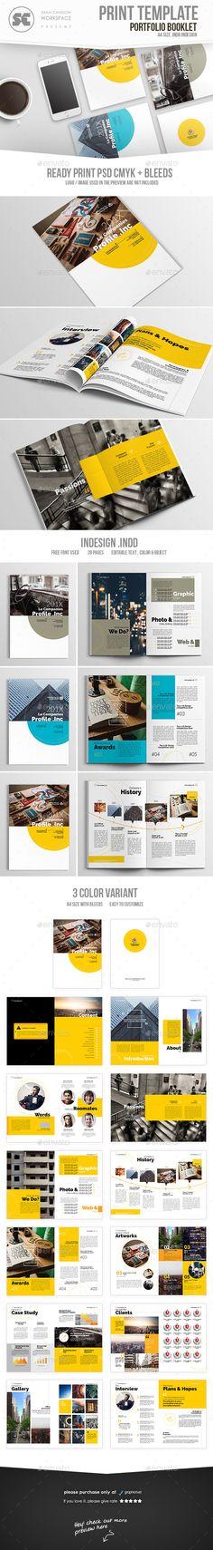 Annual Report - Company Profile 02 | Company profile, Annual reports ...
