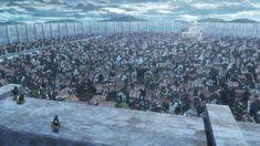 Attack on Titan season 3 part 2 episode 2 spoilers, synopsis: Beast Titan to enter the battle? Attack On Titan Season, Attack On Titan Anime, Medan, Desenhos Love, Aot Wallpaper, Attack On Titan Aesthetic, Anime City, Naruto Vs Sasuke, Titans Anime