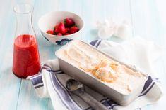 Rhubarb Recipes, Vegan Cake, Ice Queen, Some Recipe, Ice Cream Recipes, Dairy, Sweets, Cheese, Ethnic Recipes