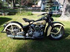 1947 Harley-Davidson EL