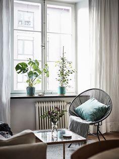 Smakfullt välrenoverad 20-tals tvåa ‹ Dansk inredning och design