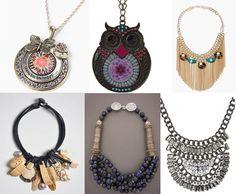 accesorios primavera verano 2016 Crochet Earrings, Jewelry, Fashion, Spring Summer 2016, Necklaces, Trends, Clothing, Moda, Jewlery