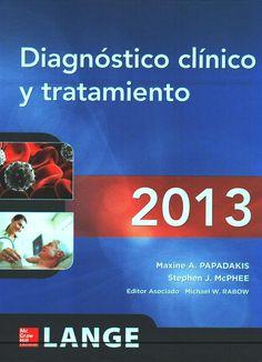 Lange. Diagnóstico clínico y tratamiento 2013